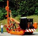 Sullivan/Palatek track drills and accessories