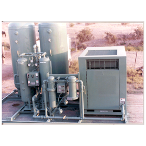 Sullair Instrument Air System